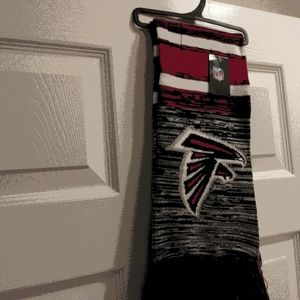 NFL Falcons NWT Cold Weather Scarf